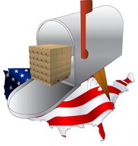 US-postkasse